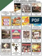 Discografia - Los Van Van