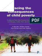 Tracing the Consequences of Poverty