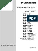 Users Manual FAR 3210