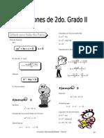 2-Ecuaciones 2do Grado II.doc