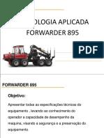 Forwarder 895 Komatsu