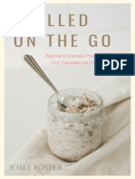 Fuelled on the Go (E-book)
