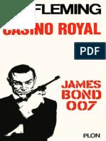 01 Casino Royal - James Bond - Ian Fleming