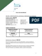 HOJA DE SEGURIDAD DE  MQ100.pdf