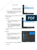 EJERCICIO 1 Paquetes de Software 1