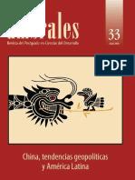 Inversiones Chinas en América Latina - Artículo - Revista Umbrales - Julia Cuadros