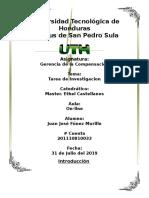 Tarea Gerencia de La Compensacion 201110810033