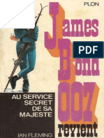 10 Au service secret de Sa Maje - James Bond - Ian Fleming.epub