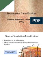 Preparações Transdérmicas