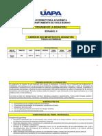 Programa de Español II (1)