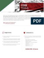 Curso Core Tools
