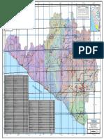 Mapa Zonas Criticas Arequipa Perú 2014