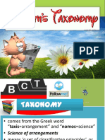 blooms taxonomy complete