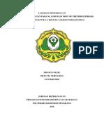 LP Ureterolithiasis