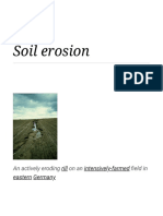 Soil Erosion - Wikipedia