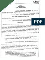 El documento en el que CNE cita al expresidente Santos por escándalo Odebrecht