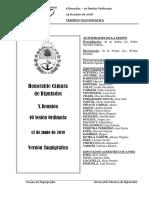SESION_13!6!18 (Legislatura Corrientes Ibera y Aeropuerto Paso de Los Libres)