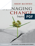 Managing Change_ Enquiry and Action-Cambridge University Press (2012)