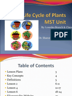 The Life Cycle of Plants MST Unit.ppt