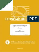 Pobreza, corrupción y participación política. Una revisión para el caso colombiano.pdf
