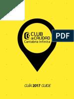 Guia Club de Calidad Cantabria 2017