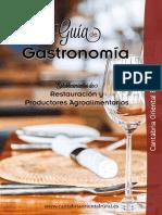 Guia de Gastronomia Cantabria Oriental