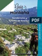 Guia de Montana Senderismo y Turismo de Aventura