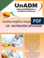 Publicidad Nutrición