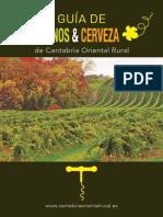 Guia Vinos y Cerveza Cantabria Oriental Rural