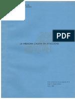 La Medicina Casera en Ayacucho. Cuaderno de Invesigación N° 3
