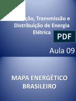 mapa energetico brasileiro