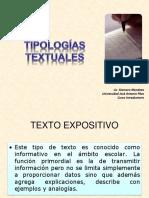 Tipologías textuales.ppt