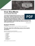 8.- Cruz - Curriculum