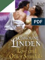 Caroline Linden - Serie Scandalous 01- Love and Other Scandalsa