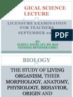 Biological Science Let2017