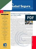 Boletin Ciudad Segura No.21-2007