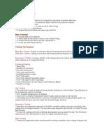 Testing Process Manual Auto
