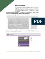 Instructivo Para Rubrica de Documentación Laboral
