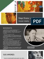 Diego Rivera Los Rivales Zoraida Ceballos