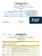 Dosificacion y Jerarquizacion 2019-2020 Matematicas II