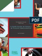 Artigo - A Gestao Escolar de Pessoas e de Processos Administrativos
