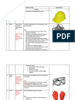 PPE Specifications_input From Shelter Cluster