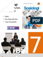 PPT Materi Sosiologi X Bab 7 Laporan Penelitian.pptx