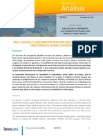 DIEEEA06-2013 Reaccion de Francia en Mali JDA