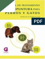 Manual de Tratamiento de Acupuntura Para Perros y Gatos e Book 20140515051908