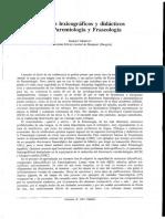 Morvay - Aspectos Lexicográficos y Didácticos de La Paremiología