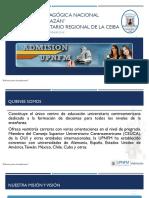 Presentacion Admision 2018