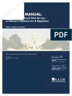 NASW Medicare Resource Manual