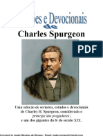 SermoeseDevocionaisCharlesSpurgeon50sermoes