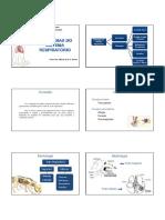 Patologia Do Sist. Resp 1 Medicina  Veterinária